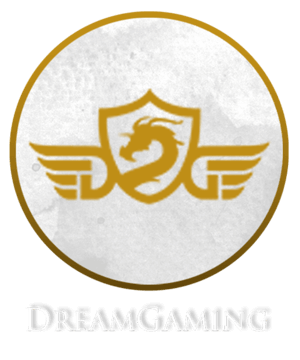 Logo Dream Gaming circle