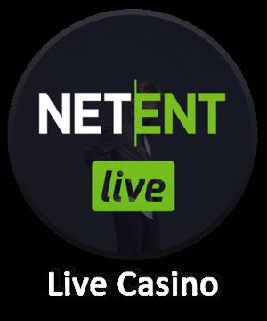 Logo NETENT Live circle
